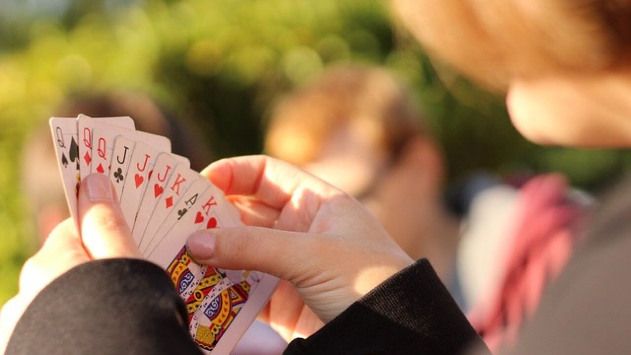 Simple card games to play with your family
