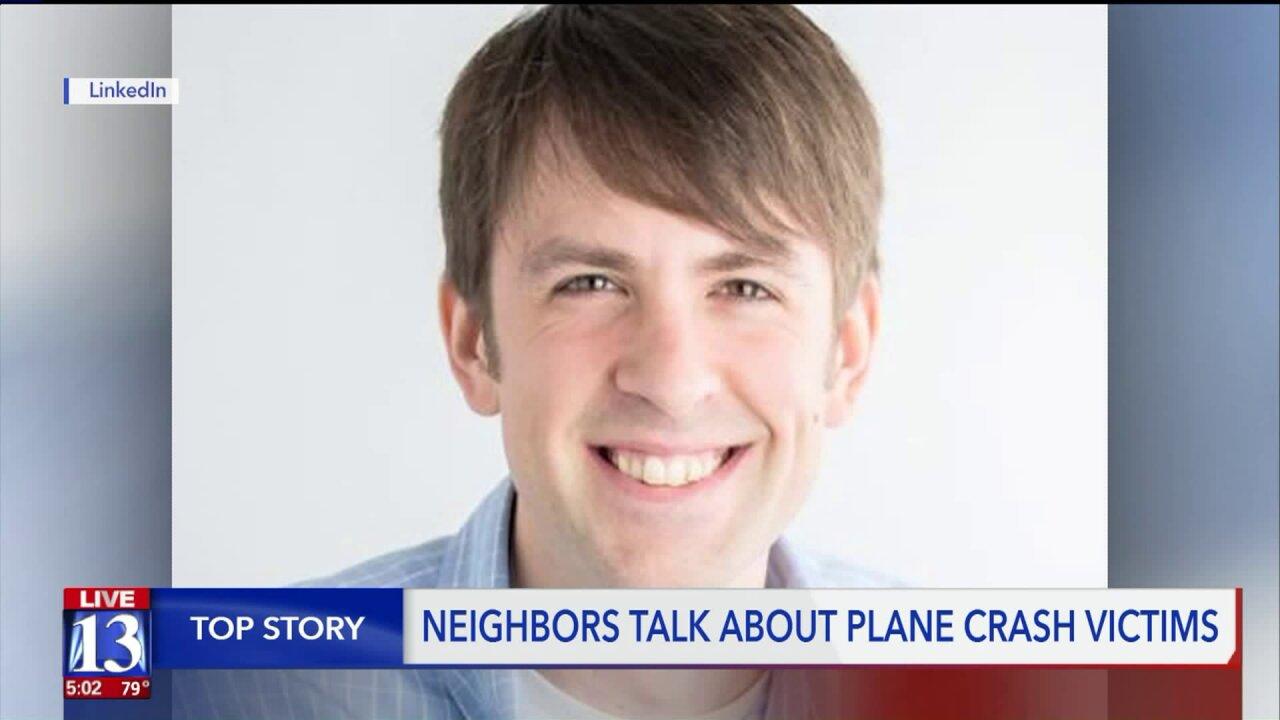 Alaska plane crash victims hoped to start family together inUtah