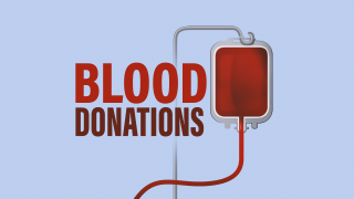 blood drive blood donations AP