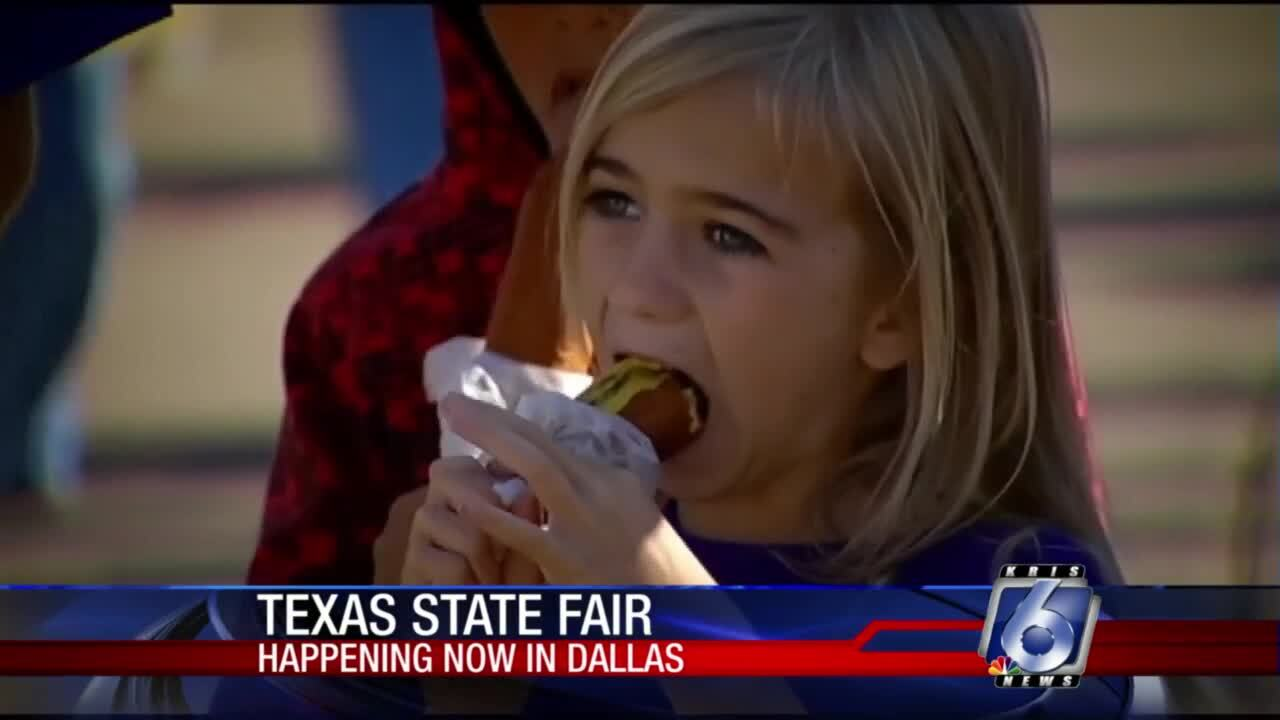 The State Fair of Texas is back welcoming visitors for the first time in two years