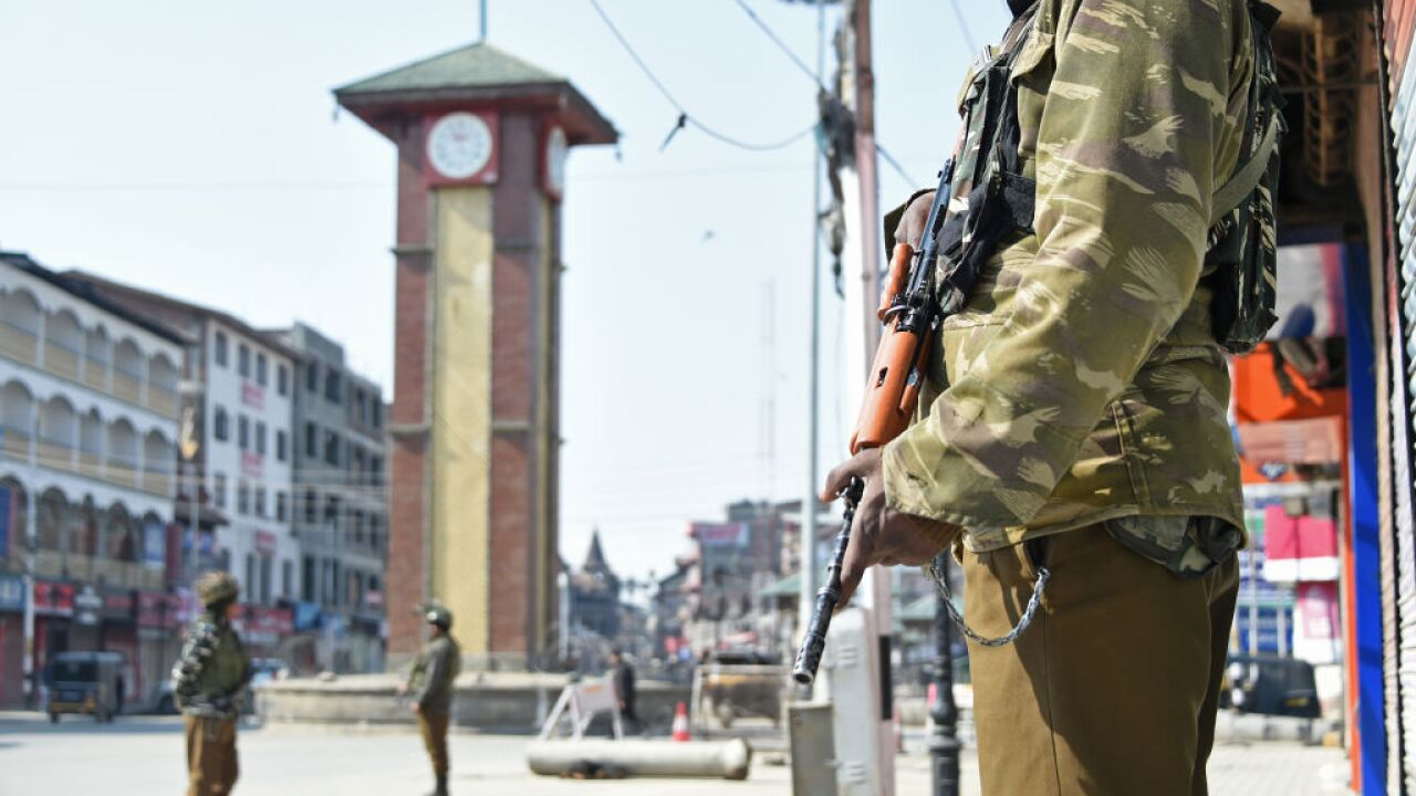 Kashmir conflict is in the hands of two populist leaders with political agendas