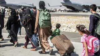 Afghanistan crisis