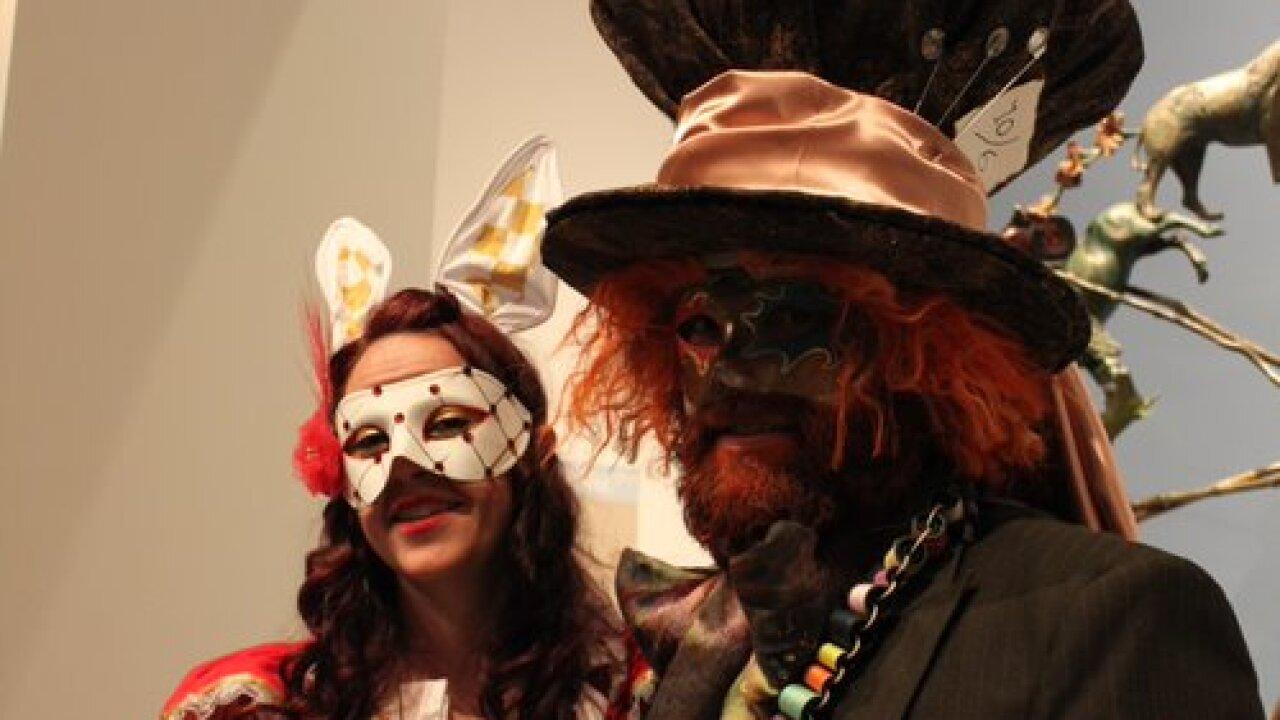 Masquerade at the Yellowstone Art Museum returns