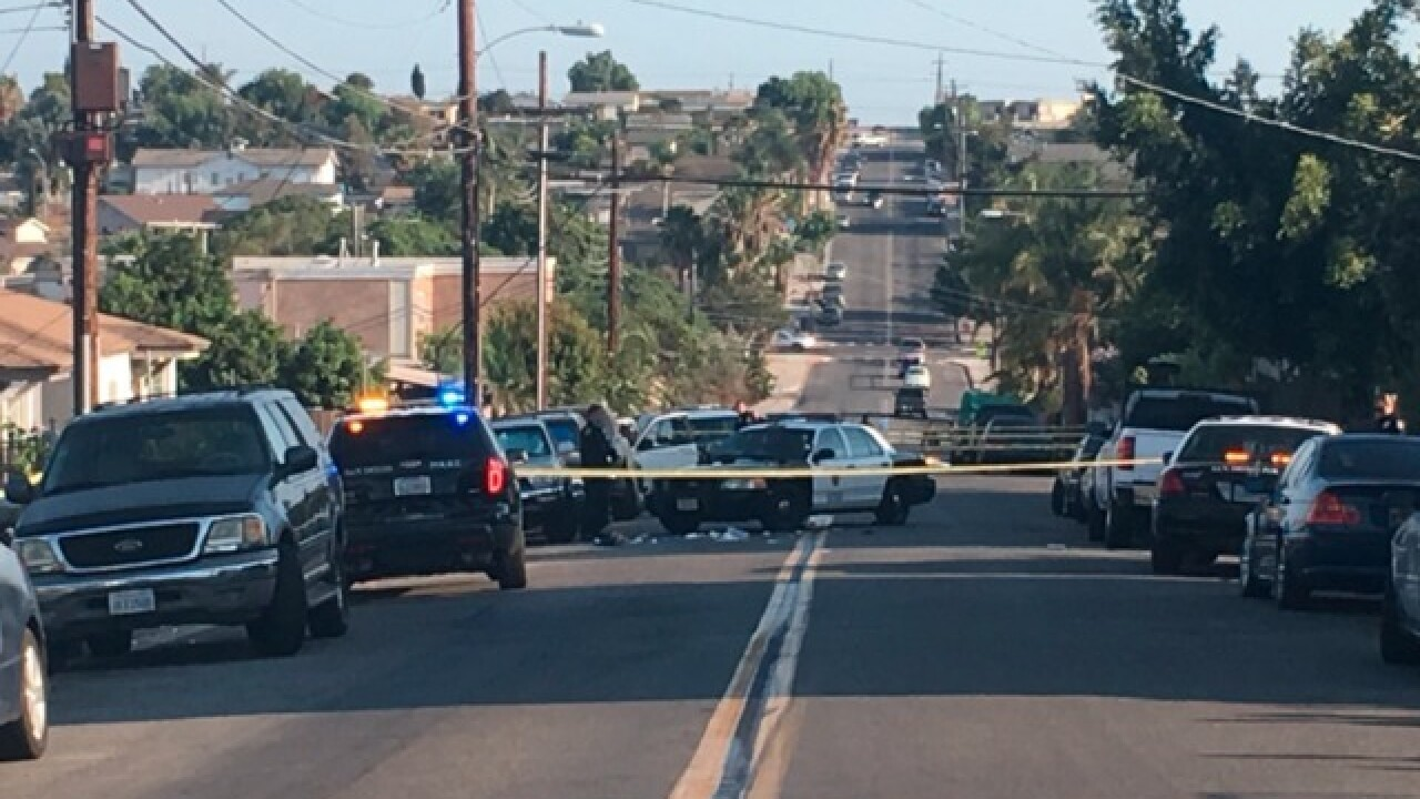 SDPD officer named in Southcrest shooting