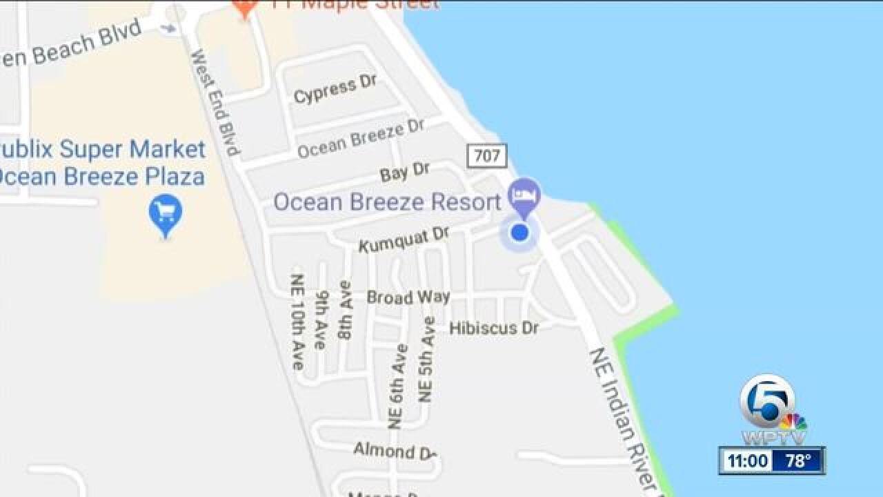 Ocean Breeze Mayor Karen Ostrand says GPS missing majority of its streets