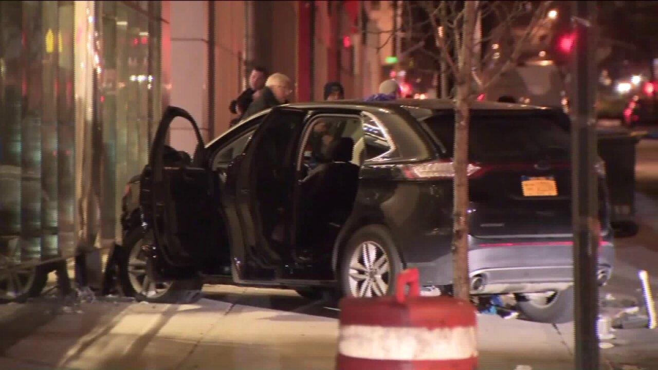 Man fatally shot in hell's Kitchen crashes when trying to drive to hospital