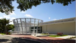 South Florida Science Center entrance.JPG