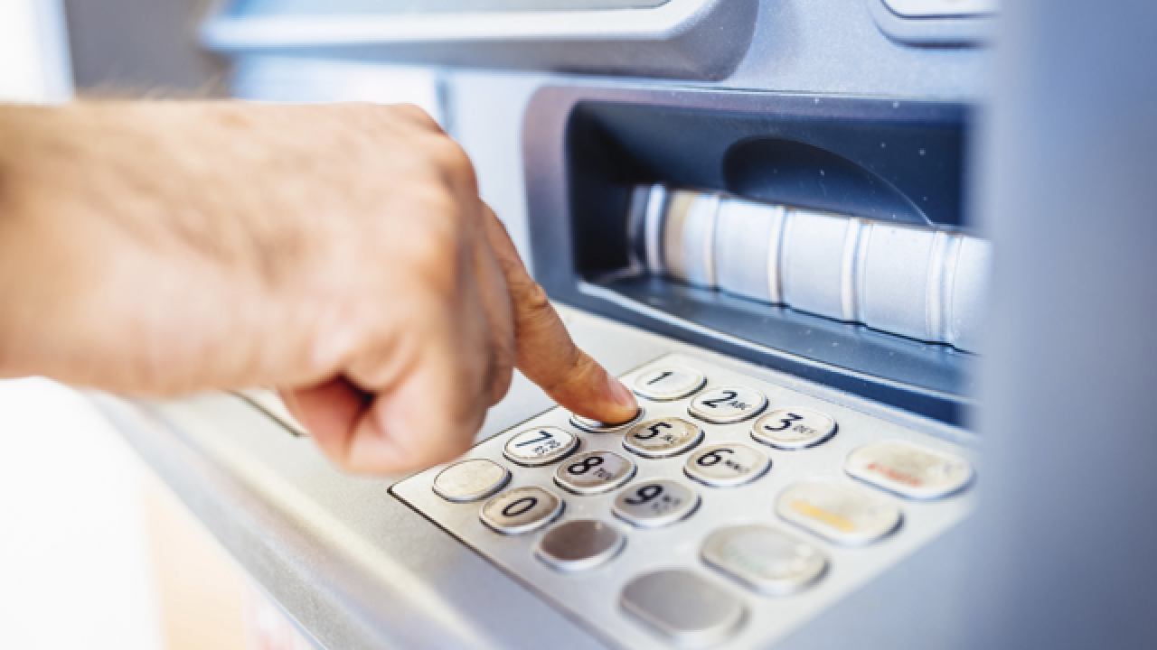 ATM fees reach record-high $4.57 for out-of-network transactions