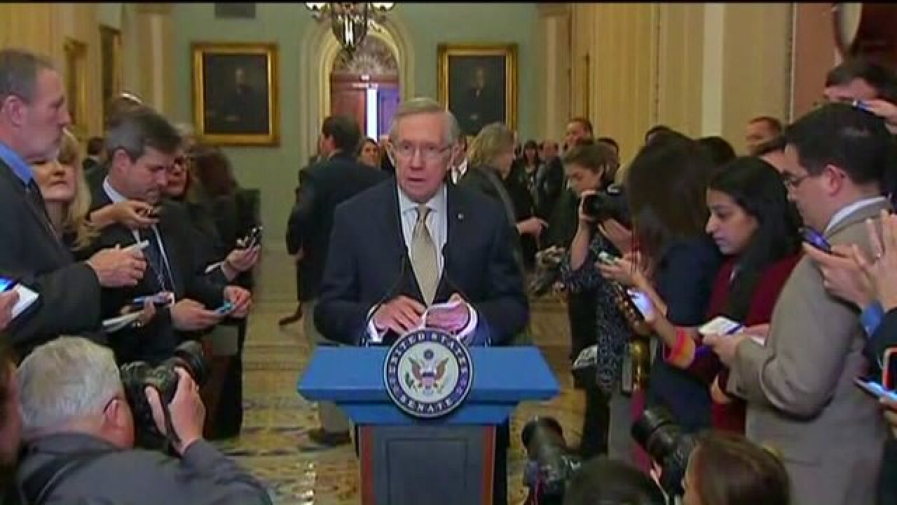 Senator Harry Reid subject of investigation in case against Shurtleff, Swallow
