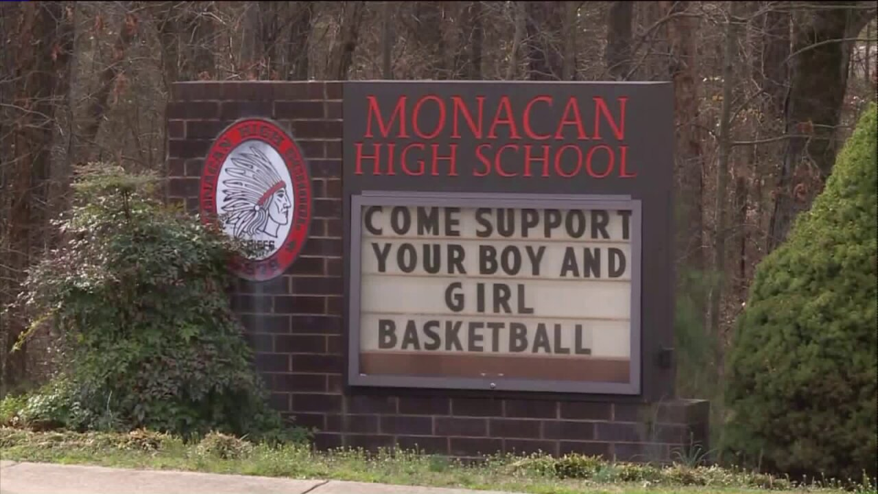 Police: Chesterfield student threatened to 'cause harm' at highschool