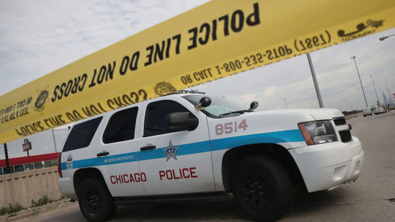 High-ranking Chicago officer shot, killed responding to a robbery in city's downtown