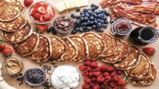 Loaded Pancake Boards Are A Fun New Way To Serve Breakfast