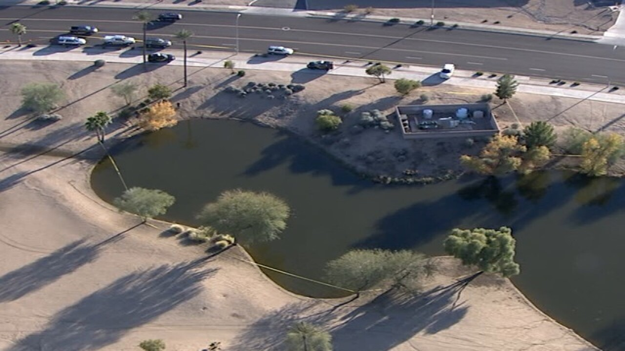 MCSO investigating after body found in Sun City