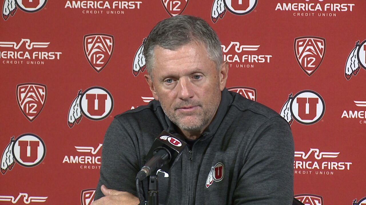 U of U extends Coach Kyle Whittingham's contract through 2023