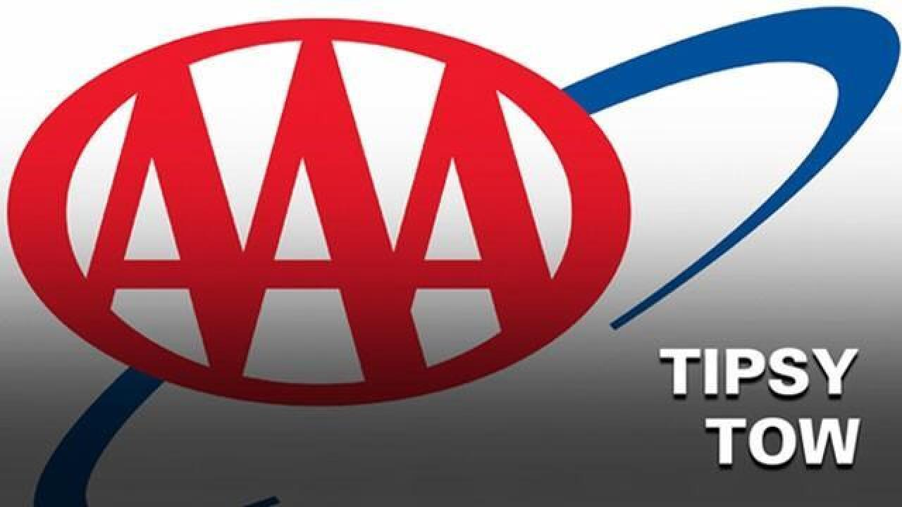 do you tip aaa tow drivers