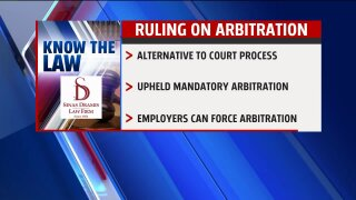Know the Law- Ruling onArbitration