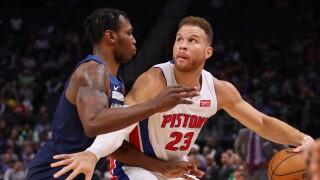 Blake Griffin Pistons 2019-20