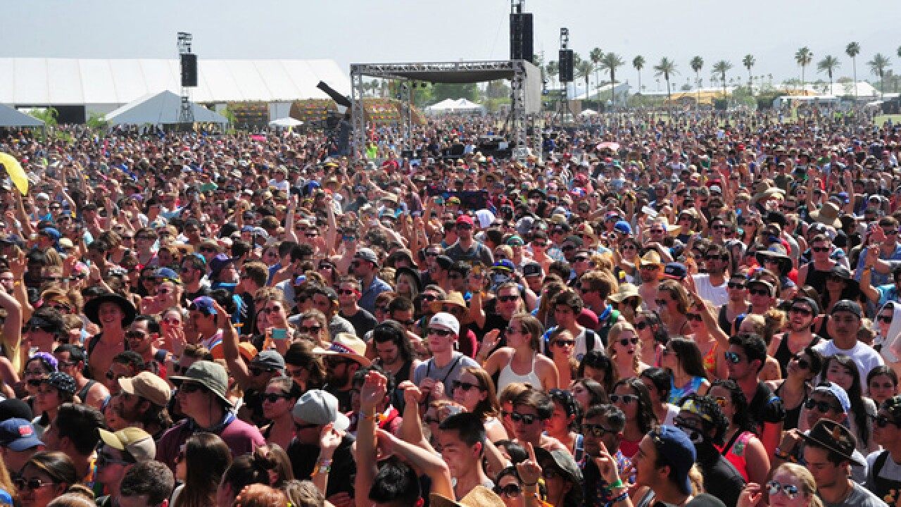 Report: Herpes cases up at Coachella festival, in surrounding cities