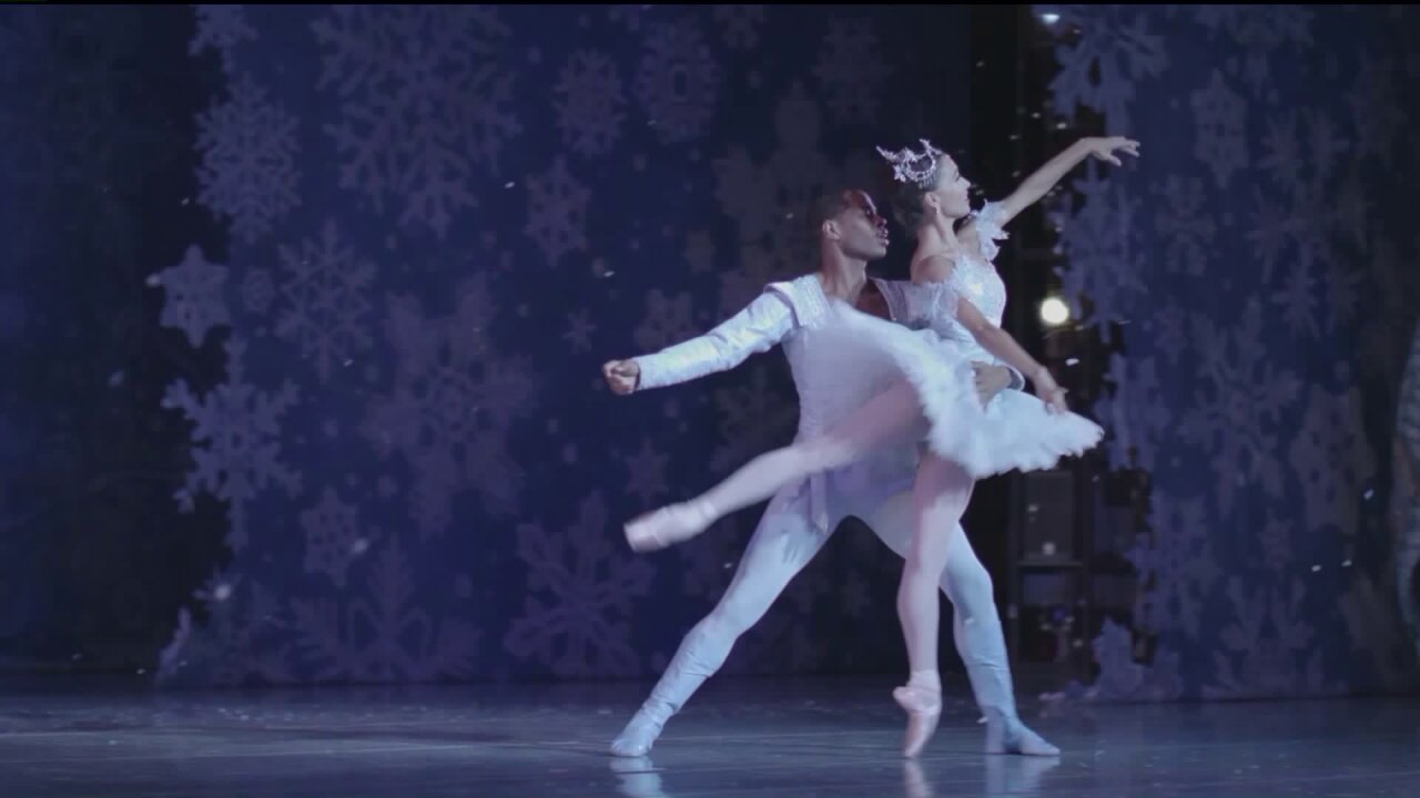 The Richmond Ballet presents 'TheNutcracker'