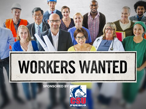 Workers Wanted - sponsored
