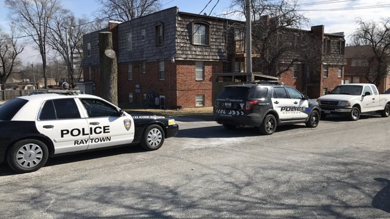 3-year-old shot in Raytown