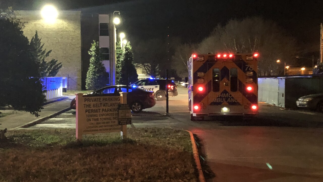 Suspect arrested after man stabbed at Southside apartment complex