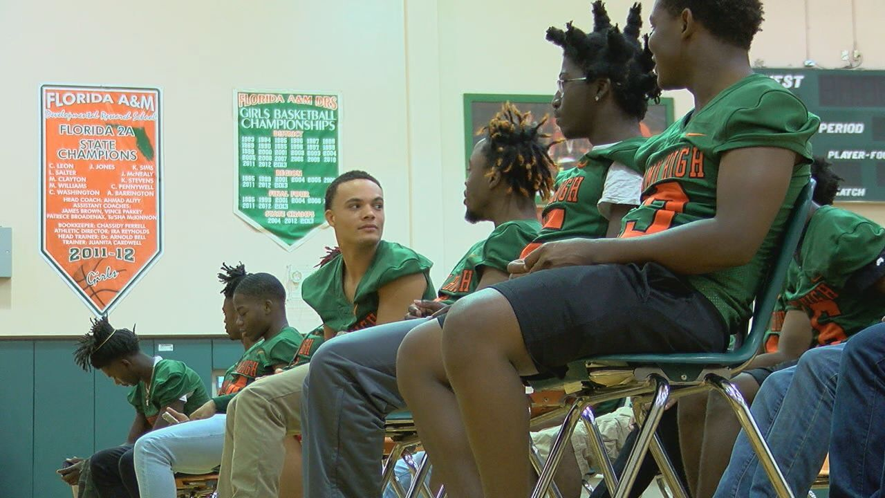 FAMU DRS football hosts Media Day