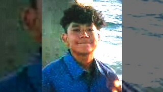 Police Search For Missing 14-Year-Old Boy