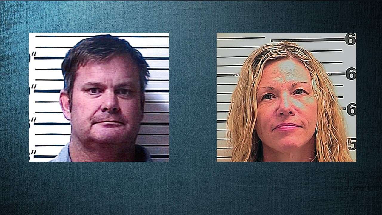 Mug shots: Chad Daybell and Lori Vallow Daybell