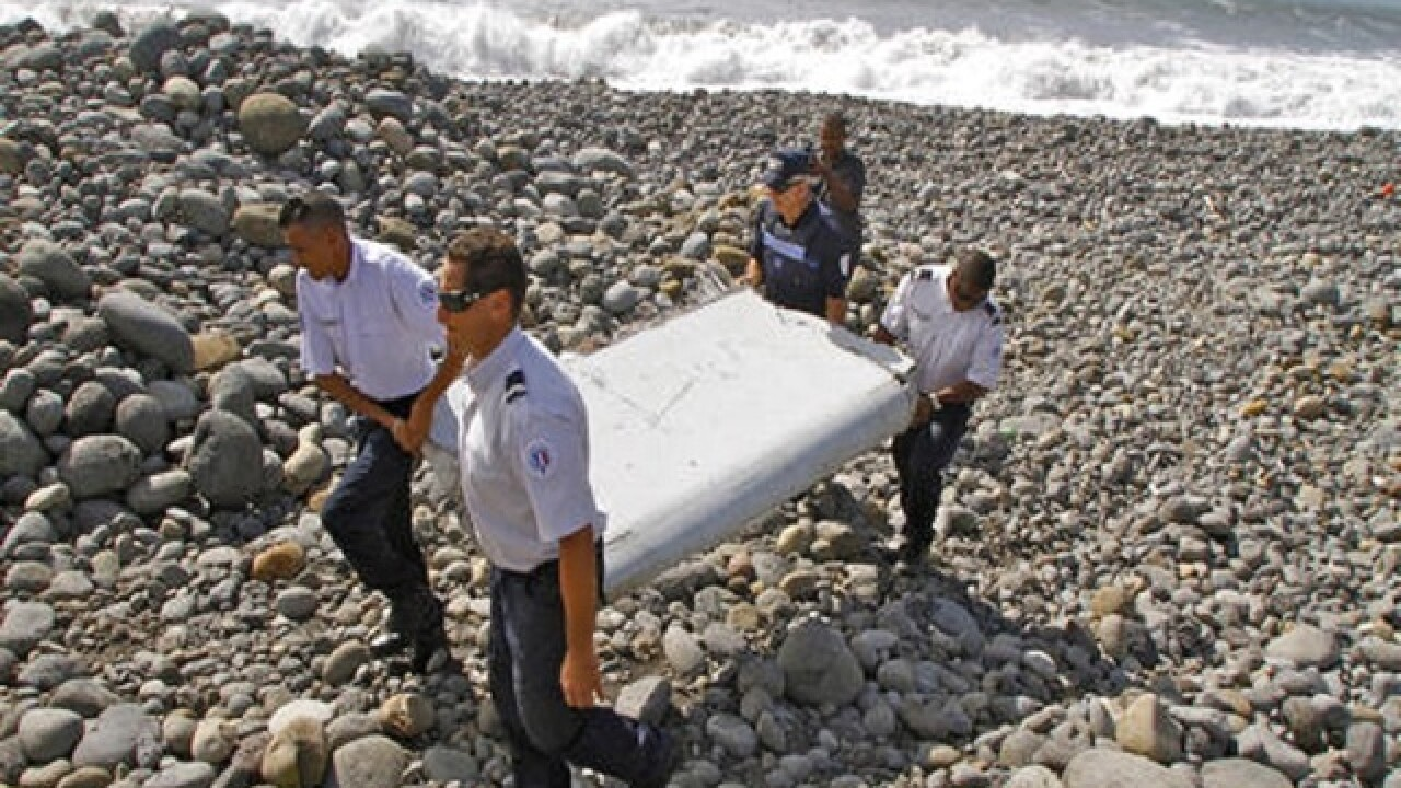 MH370: New search zone defined by drift modeling