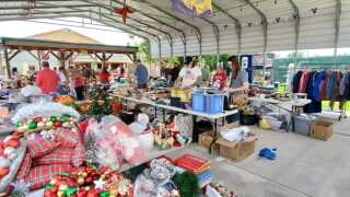 Valley Hub hosts Toys for Tots Garage Sale Weekend