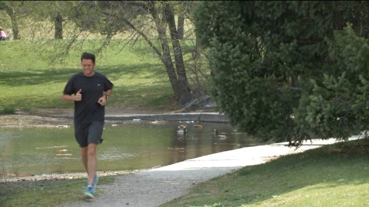 Utahn to run 250 miles in 8 days to help children with hearing disabilities