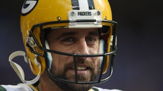 Aaron Rodgers to be in Game Of Thrones episode Sunday.