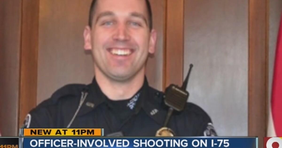 Sheriff: Cop shoots homicide fugitive on I-75