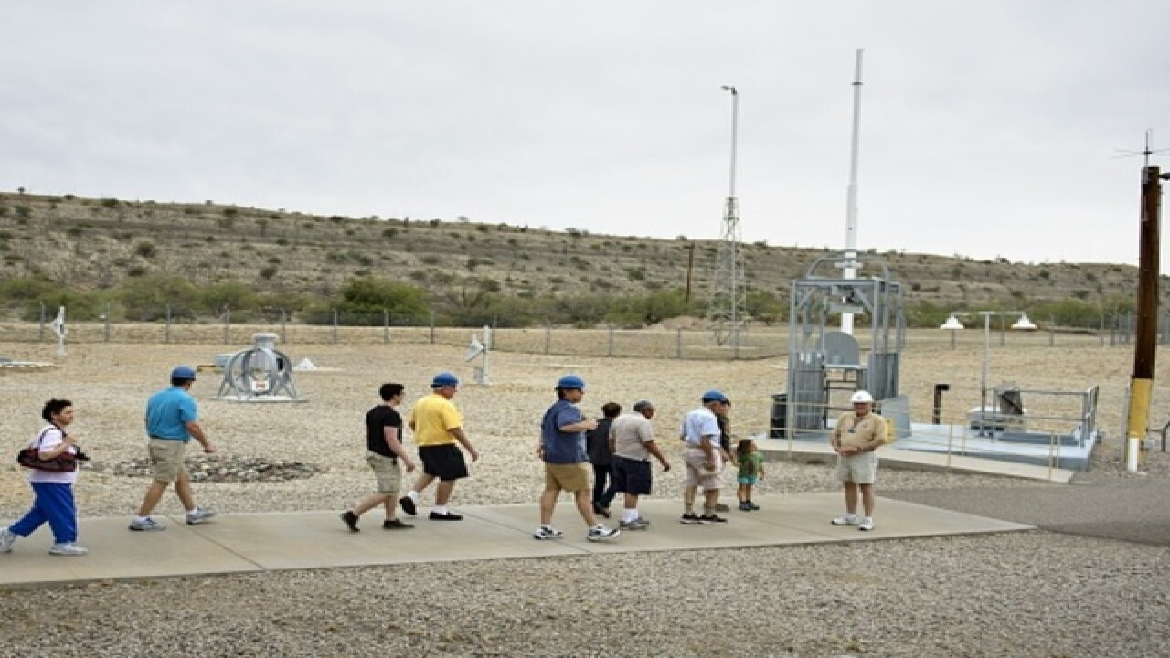 Location of former missile silo now has interpretive site in