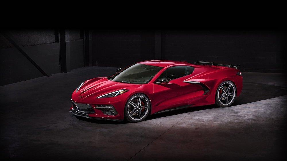 Photos: Chevy's new redesigned Corvette