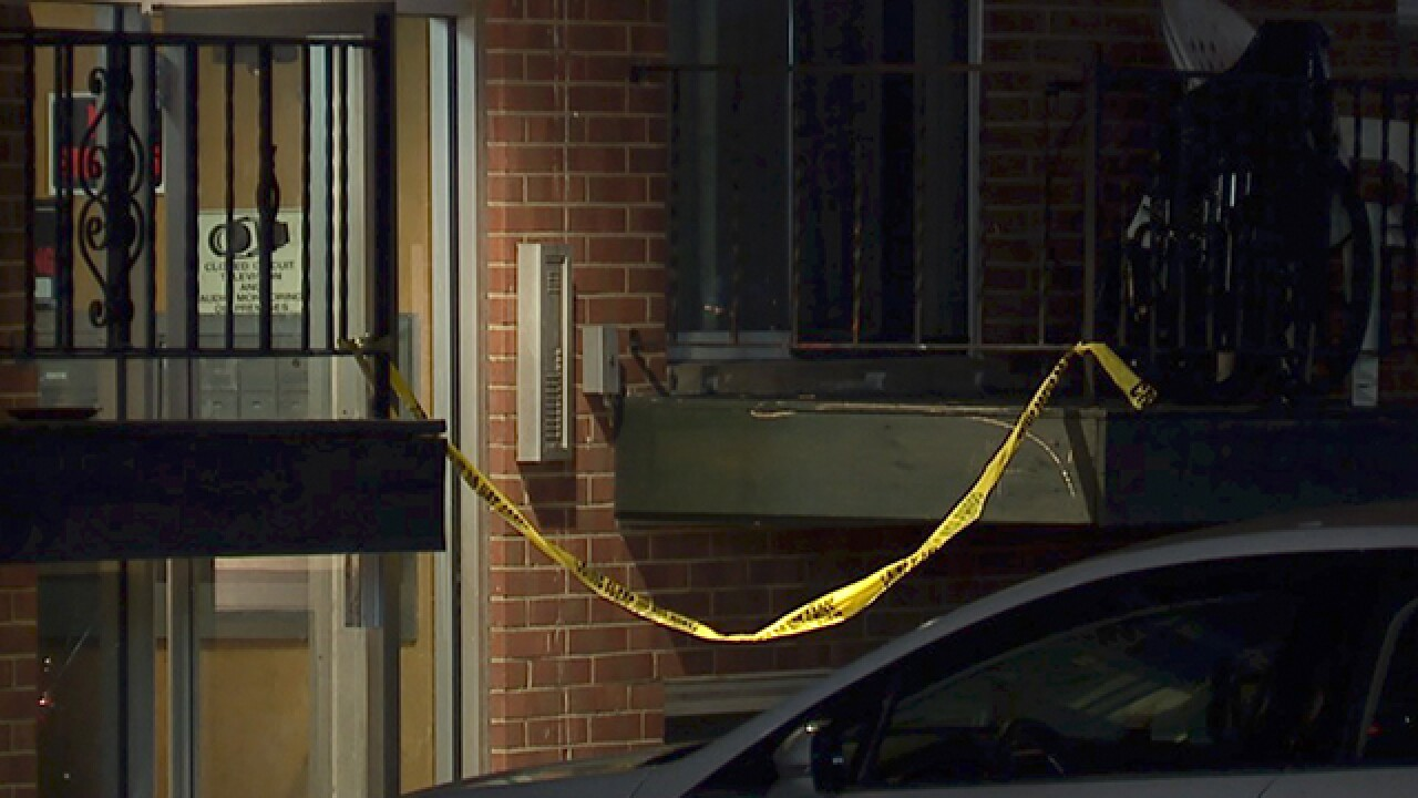 Cleveland police investigating homicide after 16 year old boy fatally shot on citys west side