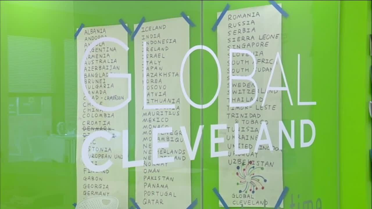 Global Cleveland 10 year anniversary