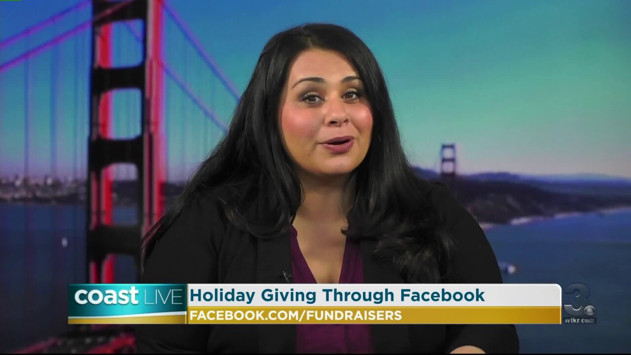 How people on Facebook can get involved in Giving Tuesday 2019 on CoastLive