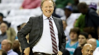 Bucks coach Mike Budenholzer will lead Team Giannis in the NBA All-Star Game