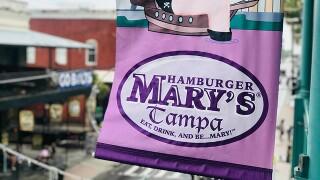 Hamburger Mary's in Ybor City reopens