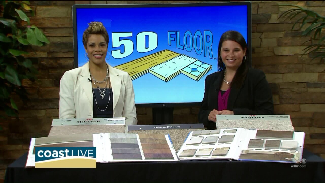 Rooms doing double duty and new flooring options on CoastLive