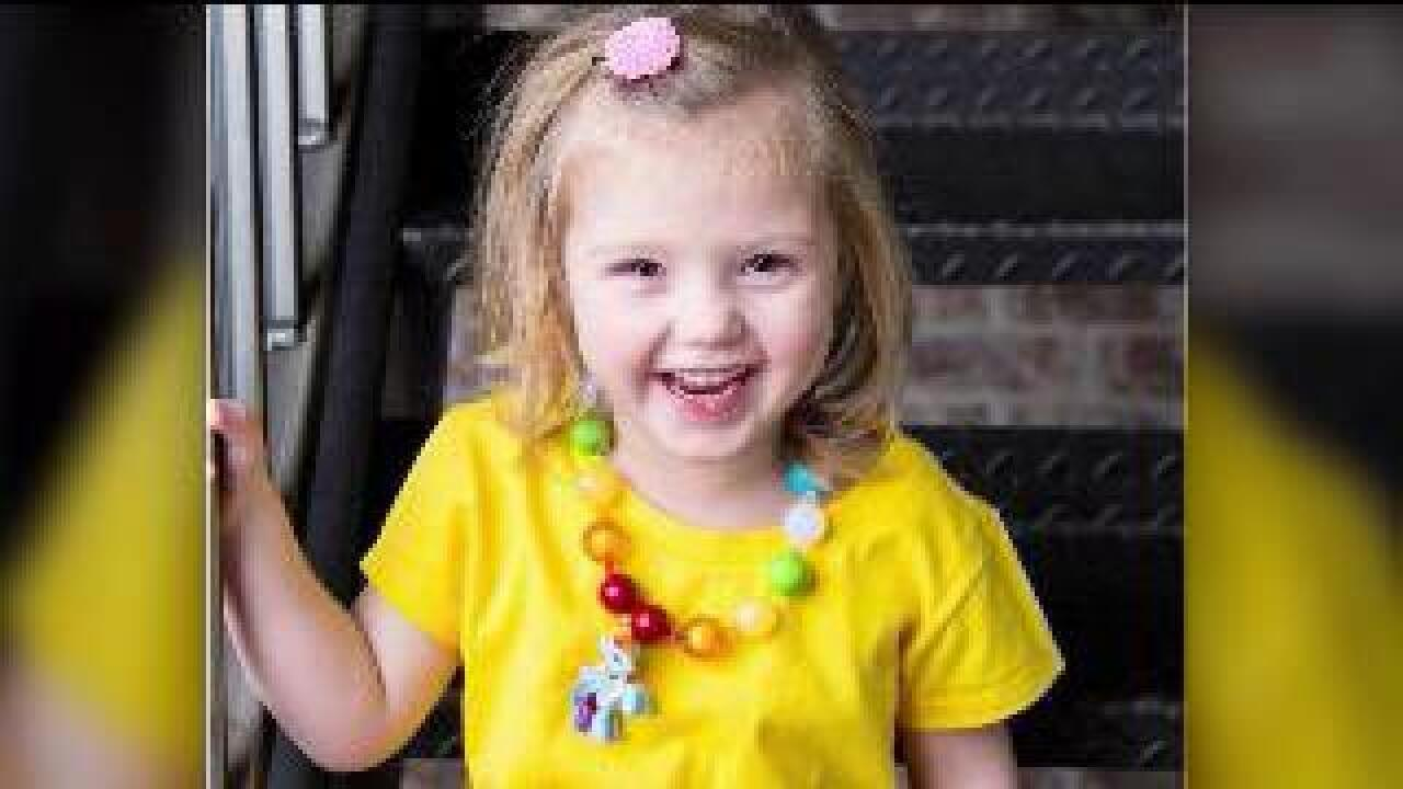 3-year-old who fell from slide has heart tumor
