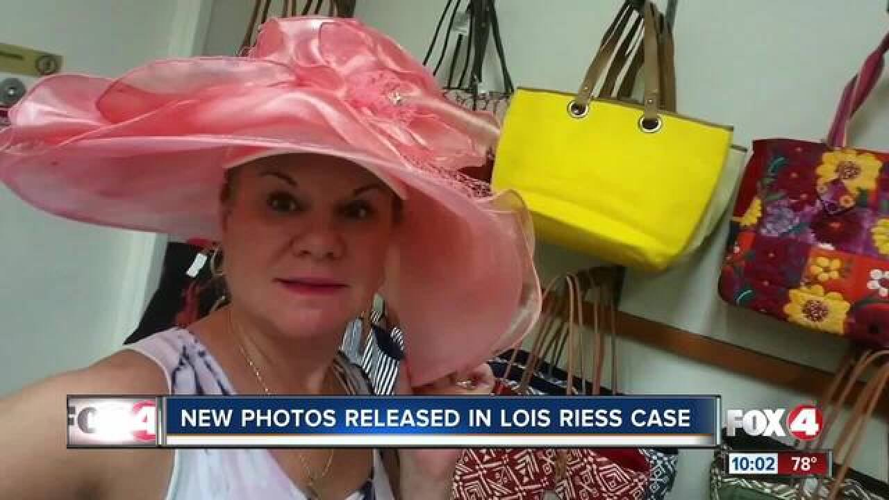 New images of Lois Riess released