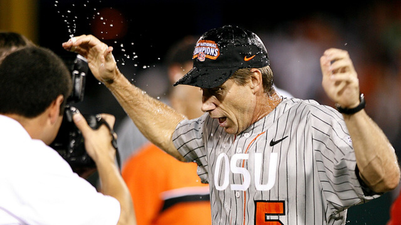 College World Series: Mississippi State vs. Oregon State live updates