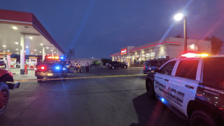 Vehicle into Circle K in Surprise