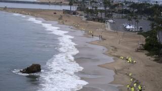 California Undersea Oil Pipelines