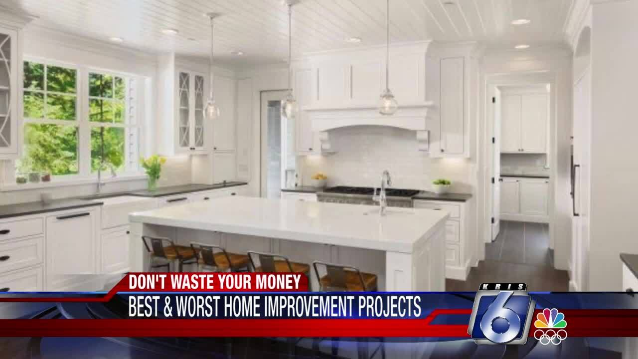 Best and worst home improvement projects