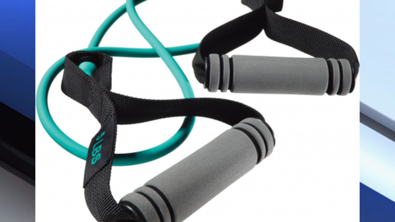 DICK'S Sporting Goods recalls resistance tubes