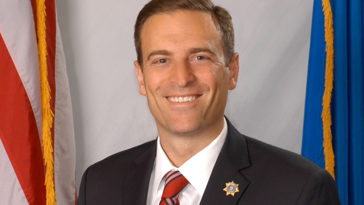Adam Laxalt: Candidate for Nevada Governor 2018
